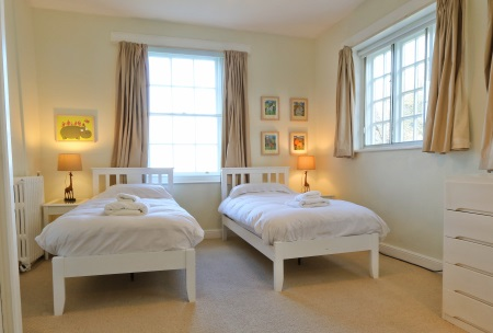 The Children's bedroom at Friary Farmhouse