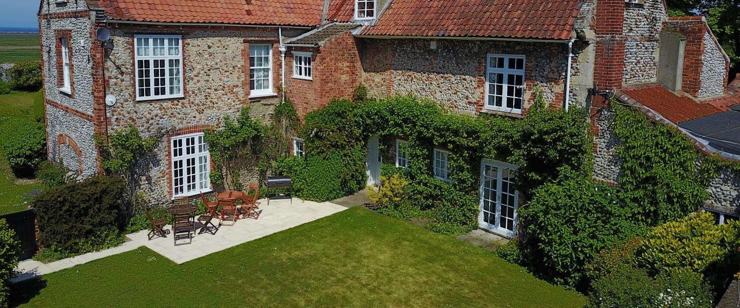 Friary Farmhouse Garden