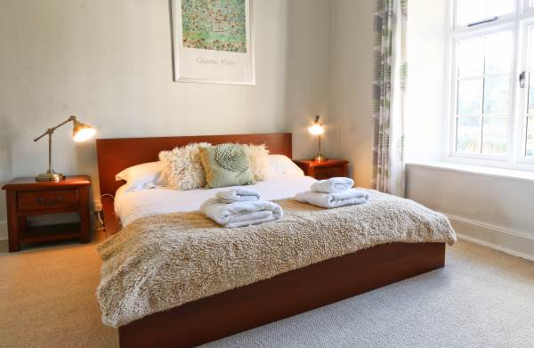 Second bedroom at Friary Farmhouse